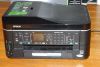 Epson printer, fax, copier, scan, WI-FI