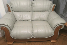 Leather Italian suite