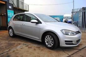 2013 - VOLKSWAGEN GOLF BLUEMOTION TDI, £9,250 FLEXIBLE FINANCE TO SUIT YOU