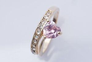 Best Selling in Pink Sapphire Ring