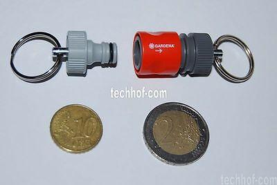 Gardena  Schlüsselanhänger Keychain Sammlerstück unbenutzt