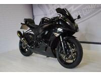 2012 KAWASAKI ZX-6R AKRAPOVIC, IMMACULATE CONDITION - £6,000 OR FLEXIBLE FINANCE