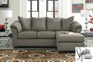 Brand NEW Cobblestone 2PC Sectional! Call 403-219-8886!