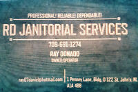 JANITORIAL SERVICES!!