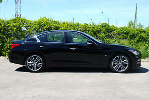 2015 Infiniti Q50 AWD Limited, Technology & Deluxe Touring