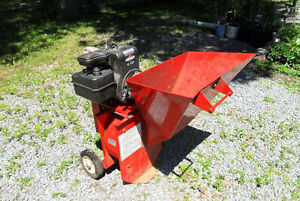 Shredder mulcher – 1982 Sears mulcher 5HP B&S – Leaves/twigs