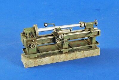 VERLINDEN PRODUCTIONS #2610 WWII Panzerwerk Gun Burrel Lathe in 1:35