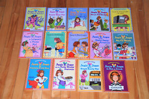 15 livres de Junie B. Jones (English)