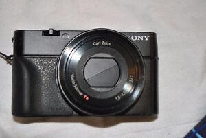 SONY RX 100  M1