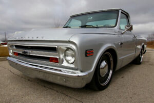 1968 Chevrolet C10- Factory Short Box- LS V8