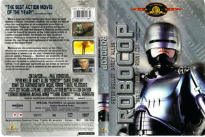 Robocop (1987) - Peter Weller, Nancy Allen