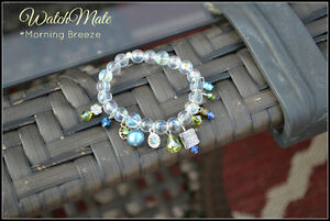 Stretch Bracelets - Swarovski & Quartz Deluxe Collections