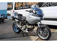 2006 - DUCATI MULTISTRADA 1000S DS, GREAT CONDITION, £3,000 OR FLEXIBLE FINANCE