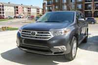 2012 Toyota Highlander Limited Loaded