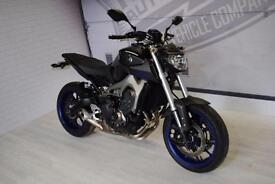 2014 - YAMAHA MT-09 ABS, EXCELLENT CONDITION, £5,650 OR FLEXIBLE FINANCE
