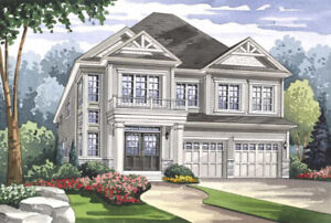 New Detached Homes Available for Sale in Cambridge