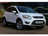 2012 Ford Kuga 2.0 TITANIUM X TDCI 5d 140 BHP Estate Diesel Manual