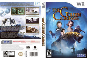 I have a Wii game, The Golden Compass. Want to Sell or Trade