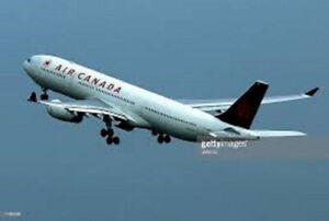 code for 25 percent off air canada flights for up to 4 people