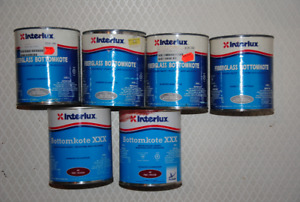 Boat Paint - Antifouling - Ablative