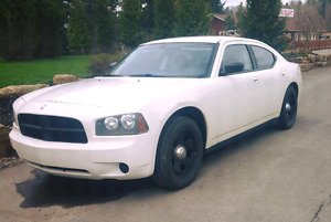 2009 Dodge Charger PolicePack