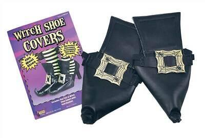 Hexe Überschuhe, Passend über Normale Schuhe, Halloween Kostüm