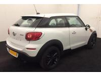Mini Mini Paceman 1.6 ( 122bhp ) 2013MY Cooper FROM £51 PER WEEK!