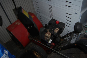 Snow Blower older model and works