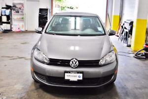 2013 Volkswagen Golf Trendline 3 doors