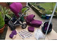 FOR SALE*** STOKKE TRAILZ ***MINT CONDITION