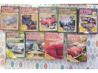 Practical Classics magazines 1981 To 1989 Some Part Years