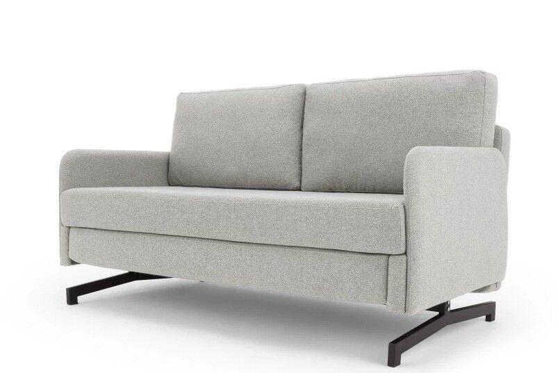 MADE Motti 2 Seater Sofa Bed Hail Grey   in Bury ...