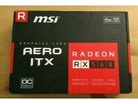 MSI Aero ITX Radeon RX560 4GB OC