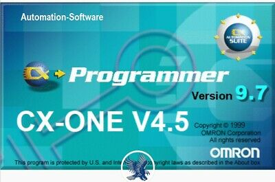 Omron Plc Software Cx-onev4.5cx-programmerv9.7 With License Key Activation