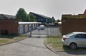Garages to rent: Clive Court, Chalvey, Slough - ideal for storage