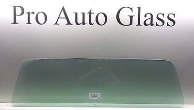 Rear Window Back Glass 1980-1996 Ford Truck F100 F150 F250 F-Series WITH GASKET