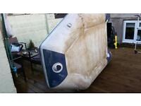 2man 2.5m inflatable dinghy