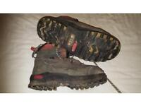 oregon chainsaw boots