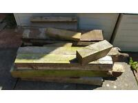 FREE SCRAP WOOD - IDEAL FOR GARDEN BURNER OR FIRE PIT