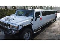 Wedding cars limousine Hen party STAG Party
