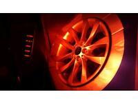 Alloy wheel refurbishment smart repair equipment