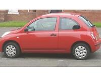 set of 4 steel wheels or alloys for 06 micra