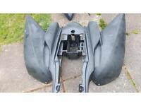 Apache 320 rear fairing/ body
