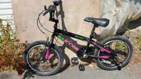 Childs bike