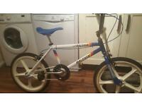 wanted raleigh burner frame and forks or bike