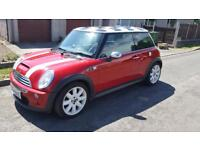 Mini Cooper s breaking all parts available