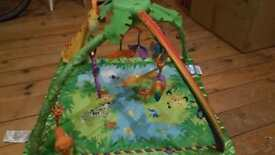 FREE baby/toddler toys: baby gym, walker, musical toys, buoyancy aid, etc.