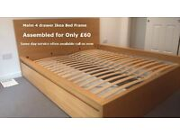 Ikea furniture builder - we assemble Argos Ebay Amazon Next John Lewis flat pack furniture Edinburgh