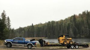 ENCLOSED & FLATBED TOWING