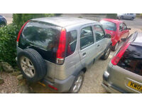 daihatsu terios spare or repair
